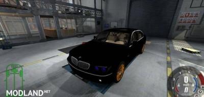 BMW 760Li E66 [0.7.0], 3 photo