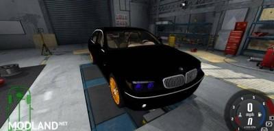 BMW 760Li E66 [0.7.0], 1 photo
