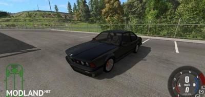 BMW E24 M6  Car Mod V 1.1, 3 photo