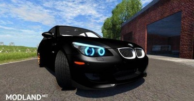 BMW M5 Car Mod V 1.2