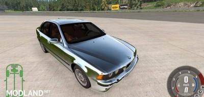 BMW M5 E39 [0.6.1], 3 photo