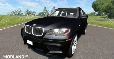 BMW X5M Black Car Mod [0.6.1], 1 photo