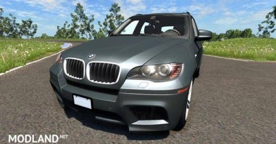 BMW X5M Grey Car Mod [0.6.1], 1 photo