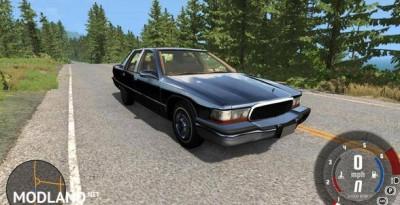 Buick Roadmaster 1996 Car Mod, 1 photo