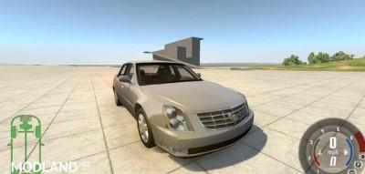 Cadillac DTS [0.6.0], 1 photo
