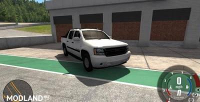 Chevrolet Avalanche Pickup Mod, 2 photo