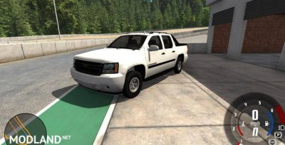 Chevrolet Avalanche Pickup Mod, 1 photo