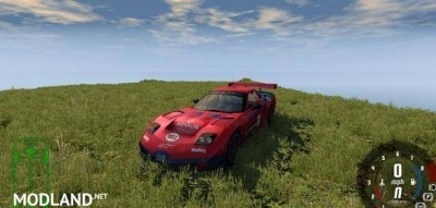 Chevrolet Corvette C5-R Alpine Car Mod, 1 photo