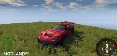 Chevrolet Corvette C5-R Alpine Car Mod