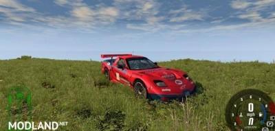 Chevrolet Corvette C5-R Alpine Car Mod, 2 photo