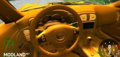 Chevrolet Corvette ZR1 2010 Car mod Car Mod, 2 photo