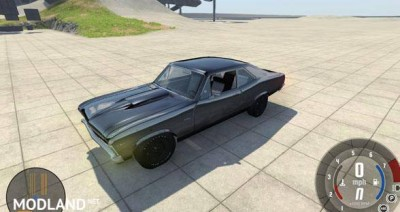 Chevrolet Nova 1968 Car Mod, 2 photo