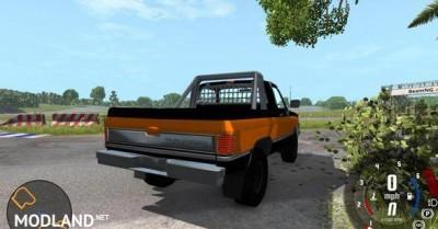Chevrolet Silverado 1500 1986 Model, 2 photo