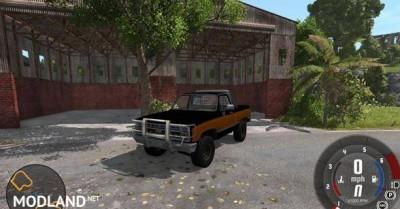 Chevrolet Silverado 1500 1986 Model