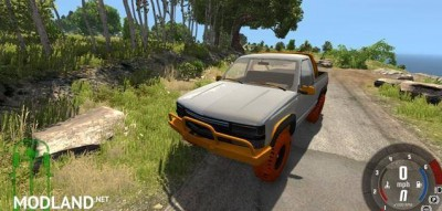 Chevrolet Silverado 1500 1994 Pickup Mod, 2 photo
