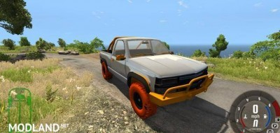 Chevrolet Silverado 1500 1994 Pickup Mod, 1 photo