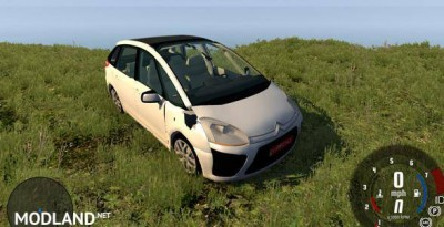 Citroen C4 Picasso Car Mod, 1 photo