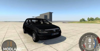 Dacia Logan Car Mod v 2.0, 2 photo
