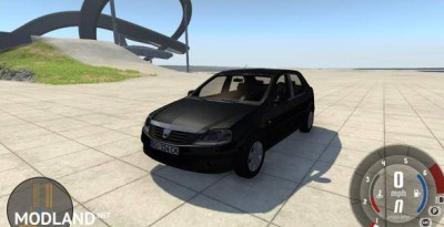 Dacia Logan Car Mod v 2.0, 1 photo