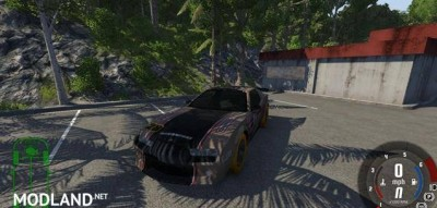Daytana Flatout4 Car Mod, 1 photo