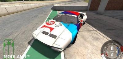 De Tomaso Pantera 1972 Car Mod, 3 photo