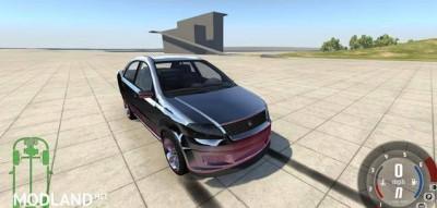 Declasse Asea (Grand Theft Auto V) Car Mod, 3 photo