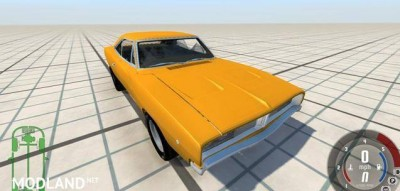 Dodge Charger RT 1970 Car Mod [0.6.1]