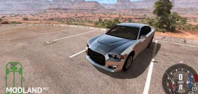 Dodge Charger SRT8 [0.6.1], 3 photo