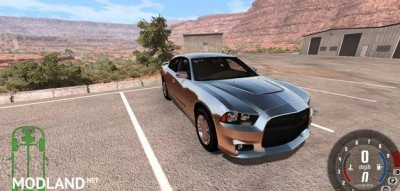 Dodge Charger SRT8 [0.6.1], 1 photo