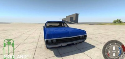 Dodge Polara 1971 Car Mod, 1 photo