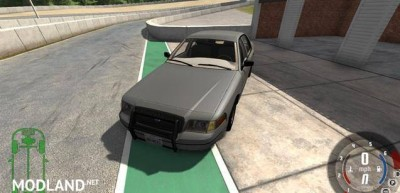 Ford Crown Victoria 1999 Car Mod [0.6.1], 1 photo