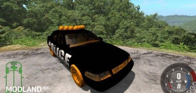 Ford Crown Victoria Police Interceptor [0.6.1], 1 photo