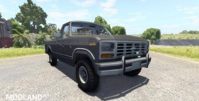 Ford F-150 Ranger 1984 Car Mod, 1 photo