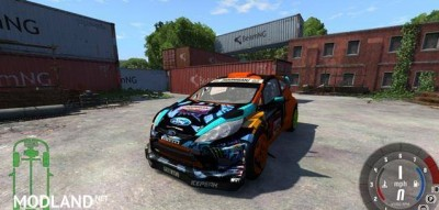 Ford Fiesta [0.6.1], 3 photo