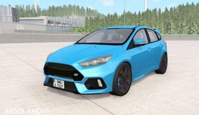 Ford Focus RS (DYB) 2016, 1 photo