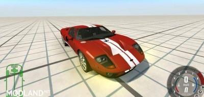 Ford GT 2005 Car Mod, 1 photo