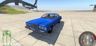 Ford LTD 1975 Car Mod, 3 photo