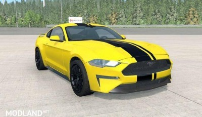 Ford Mustang EcoBoost, 1 photo