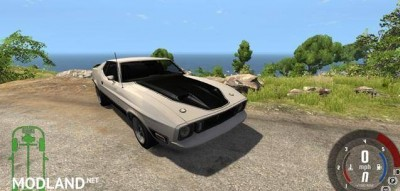 Ford Mustang Mach1, 1 photo