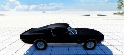 Ford Mustang Shelby Eleanor 1967 Car Mod, 1 photo