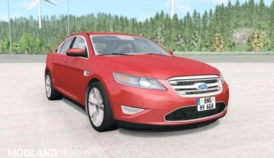 Ford Taurus SHO 2010, 1 photo