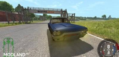 Ford Thunderbird 1964 Car Mod, 3 photo
