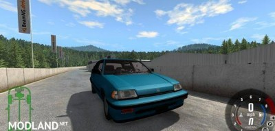 Honda Civic Si 1986, 3 photo