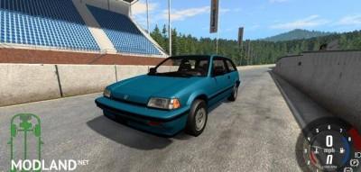 Honda Civic Si 1986, 1 photo