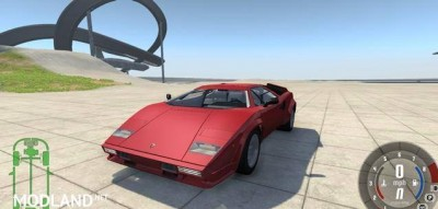 Lamborghini Countach [0.6.1], 3 photo