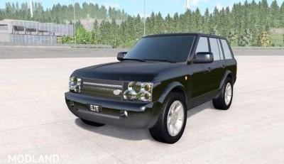 Land Rover Range Rover (L322), 1 photo