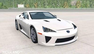 Lexus LFA 2012 Car Mod