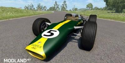 Lotus 49 1967 Car Mod, 1 photo