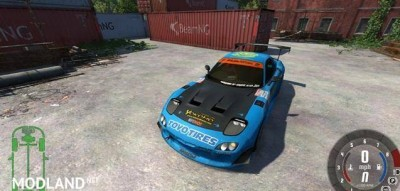 Mazda RX-7 Drift GReddy Car Mod [0.6.1], 3 photo