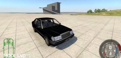 Mercedes-Benz 300E, 2 photo